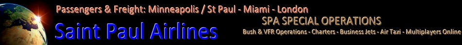 St. Paul Airlines Development Site